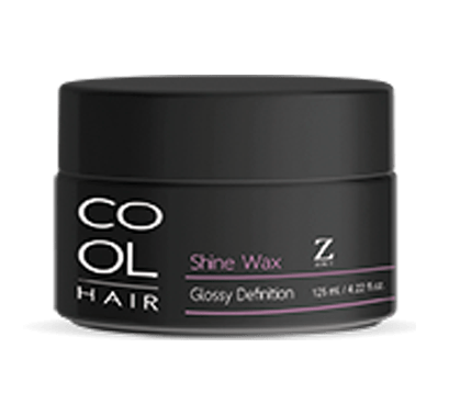 Shine Wax Glossy Definition
