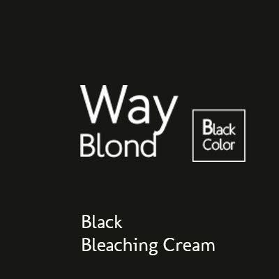 WAY BLOND BLACK COLOR