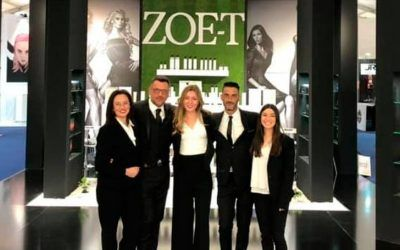 Zoe-t in Cosmoprof Worldwide Bologna