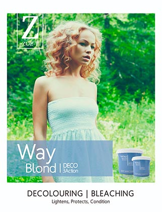 WAY BLOND 3 ACTION